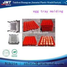 molde plástico de alta calidad de la bandeja del huevo de la inyección