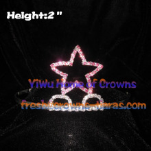 2inch Mini Toddler Crowns And Tiaras