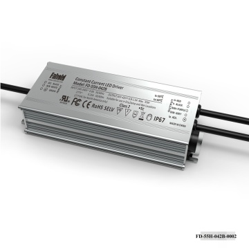 Luminaria lineal LED Driver AC DC Converter