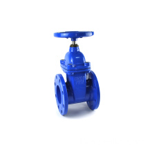 Best selling double flanged gas and water gate valve dn 1600 with back seat