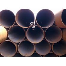 Тонкостенное расписание 10 astm a53 a106 gr.b металлическая стальная бесшовная трубная труба производитель