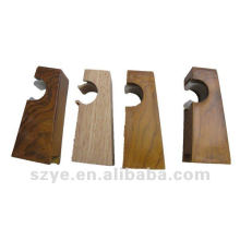 wooden curtain rod bracket H13-D