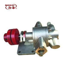 KCB18.3 stainless steel gear pump for food oil/Chemical oil