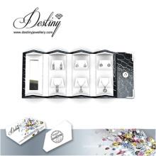 Destiny Jewellery Crystal From Swarovski Elegant Travel Set