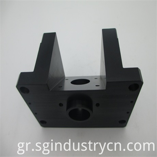 Custom Cnc Milling Part With Electropolishing