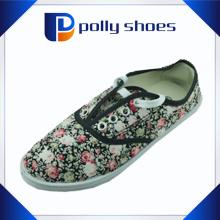 Femme Printemps Chine Chaussures de toile Chaussures d'infirmière