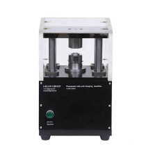 Pneumatic Coin Cell Crimping Machine Coin Cell Crimper Battery Sealing Machine