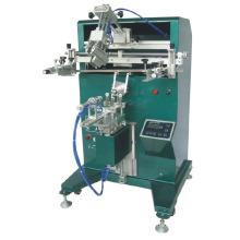 Fabricante de máquina de impressão da tela de garrafa pneumático