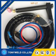 Wp 27 esfrega água tig torch