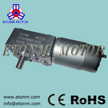 12В 24В DC электрический мотор 70кг.прямоугольный коробка передач глиста см электрический занавес