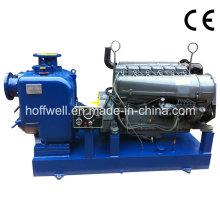Pompe centrifuge auto-amorçante de série T