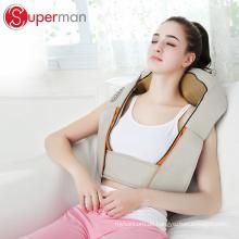 Großhandelsauto-Hals-Massager-elektrischer Vibrator-Massage-Gurt mit 5 Schlüsselfunktion