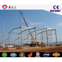 Склад стальной рамы / стальной конструкции (JW-16296)