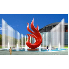 Modern Garden Abstract Best sold Stainless steel Sculpture for sale.