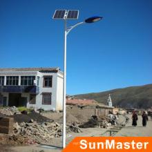 20W CE RoHS Soncap Sabs Luz de calle solar de alta calidad del LED