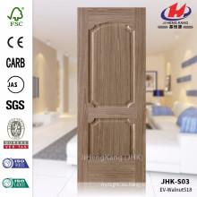 Dent 12mm Modelo Door Skin EV Negro Nogal Interior Presione Modelo Panel de Puerta Coste