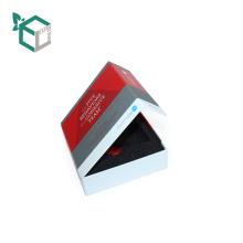 Черный И Красный Нестандартная Конструкция Мода Бумажная Коробка Магнит