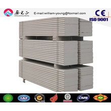 Proveedor de China en Materiales de Construcción Panel AAC / Alc