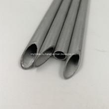 Алюминиевая трубка с резьбой для автомобильных теплообменников