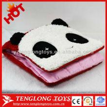 Hot Sale Welcomed Animal Panda Cushion Cover