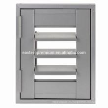 Diseño único Durable Persianas de ventana de aluminio