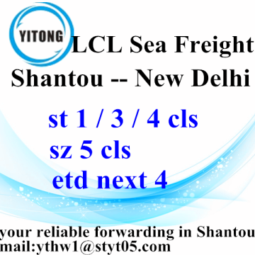 Shantou Global Logistics Servizi per New Delhi