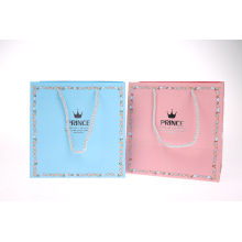 High quality gifts paper bag with customized printing