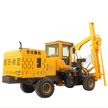 Mini hydraulic pile hammer pile driver for sale