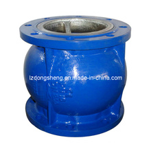 Flanged Type Non Slam Check Valve with Water Distribution