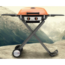 Foldable Travel Camping BBQ Gas Grill Outdoor
