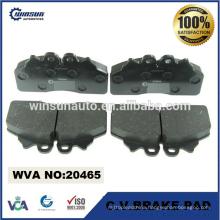 29256 Iveco Eurocargo truck disc brake pad