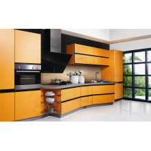 Hot Sale Small Kitchen Simple Design Kitchen Cabinet