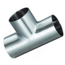 Equal 304 Stainless Steel Pipe Fitting Sanitary Tee