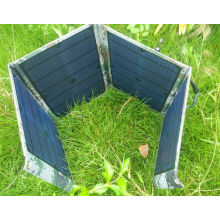 Bolso plegable del cargador de la energía solar de la prenda impermeable del teléfono móvil 40W
