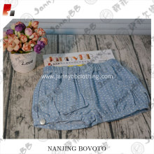 summer casual dots design girls jeans shorts