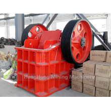 PE Series Rock Stone Jaw Crusher for Gold Mining