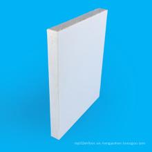 Hoja de espuma de PVC flexible para gabinetes de cocina