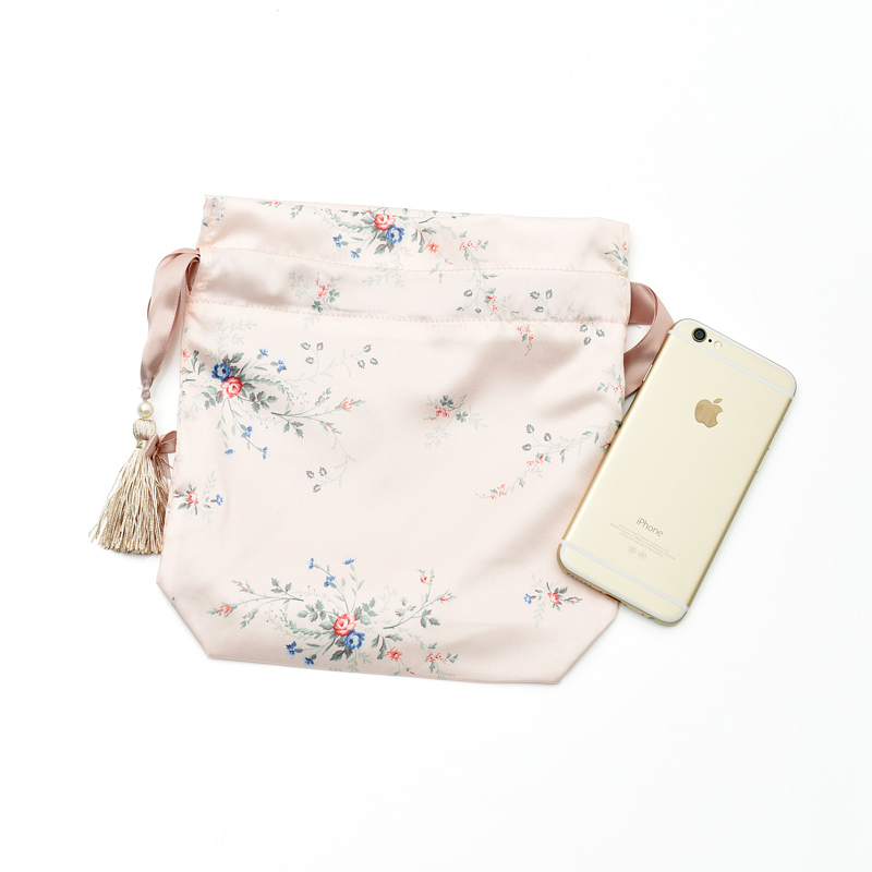Satin Bag For Phone