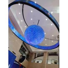 Indoor bolvormig LED-display