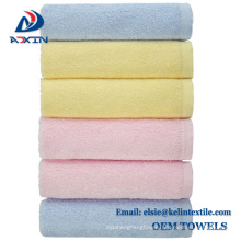 high quality 100% bamboo wash cloth for baby