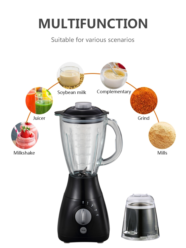 The 1.5L Kitchen Blender Juicer