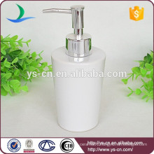YSb40019-01-ld Hot sale yongsheng ceramic novelty bathroom accessories lotion dispenser