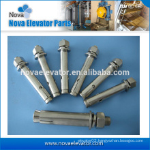 zinc plating elevator anchor bolt made in china