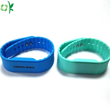 OEM Silicone Armband Hot Sales Aangepaste polsband