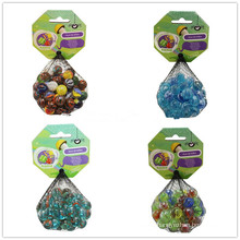 china new style glass marbles 16mm 25mm 11mm