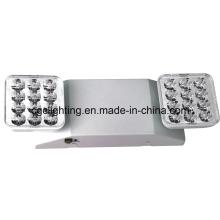 Série de modèles d'éclairage d'urgence avec batterie rechargeable
