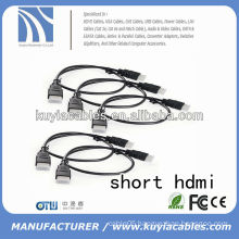 Standard BLACK COPPER 1.3version HDMI cable 1.8m 6ft