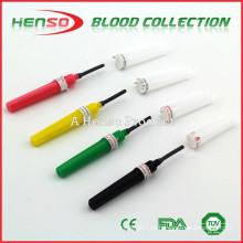 Agulha de recolha de sangue multi-amostra Henso