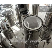 Boîtier de filtre à sac SS304 SS316L, boîtier de filtre à eau en acier inoxydable