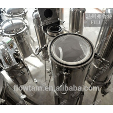 Корпус фильтра из нержавеющей стали SS304 SS316L, корпус фильтра для воды из нержавеющей стали